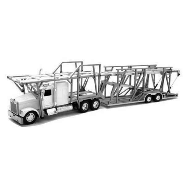 cattle trailer coloring pages - photo#2
