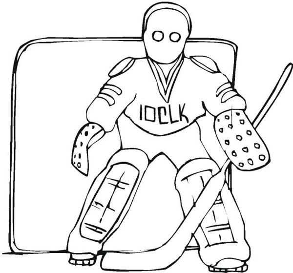 Ottowa Senators Coloring Pages - Learny Kids