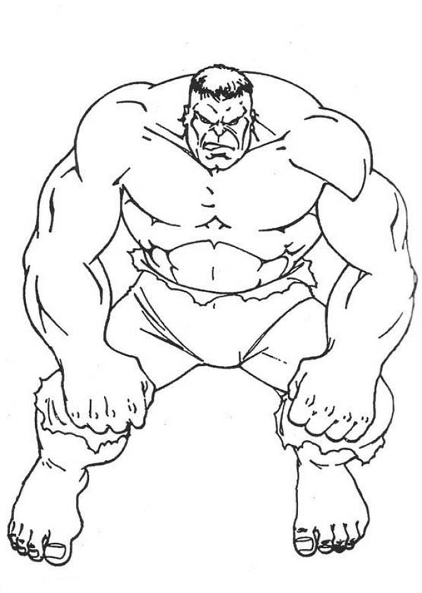 Lego Marvel Coloring Pages Awesome Gemtlich: Awesome Hulk Picture Coloring Page
