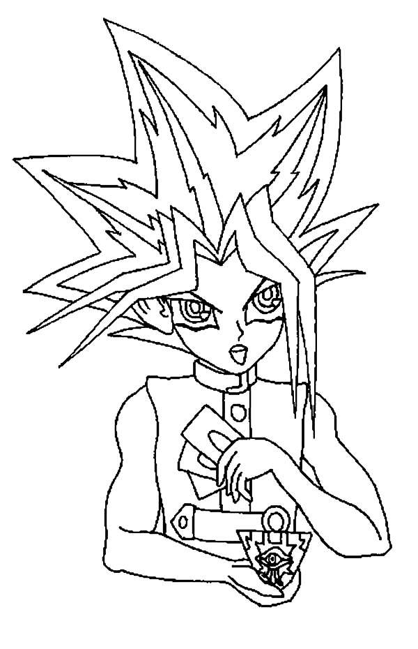 Yu gi oh monster coloring pages ~ Egyptian God Cards Yu Gi Oh Coloring Pages Coloring Pages