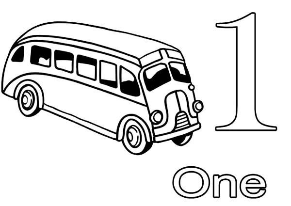 number one car coloring page netart - One Coloring Page