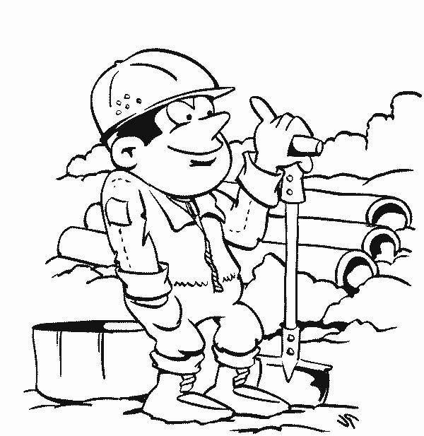 Community Helpers Coloring Pages Printable Community Community Coloring Pages