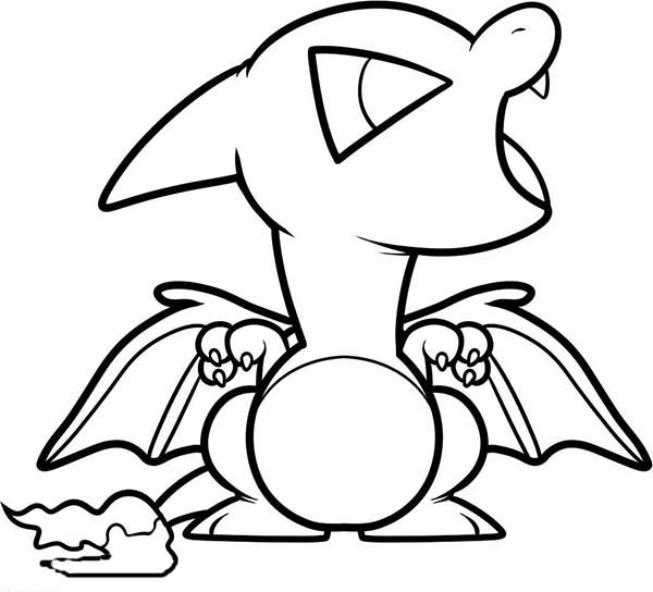 pokemon chibi coloring pages - photo#5