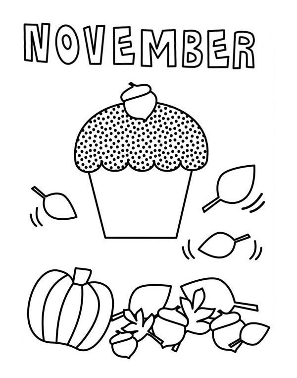 november coloring pages - photo#6
