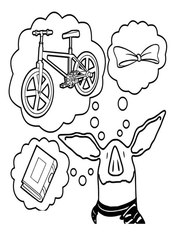 oggy and olivia coloring pages - photo #26