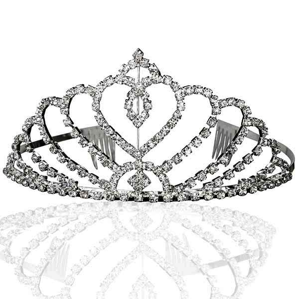 Princess Crown Full Of Jewel Coloring Page