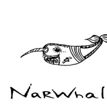 Sick Narwhal Coloring Page