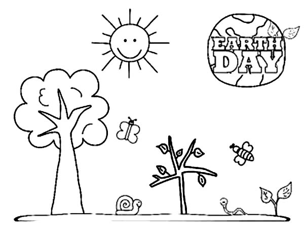 Earth Day NetArt