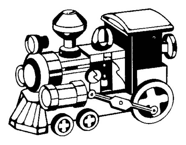 Here home steam train locomotive of coloring page sketch for Printable steam train coloring pages