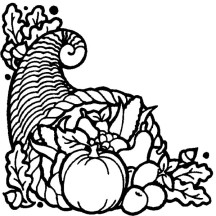 Beautiful Picture of Fruit Coloring Page