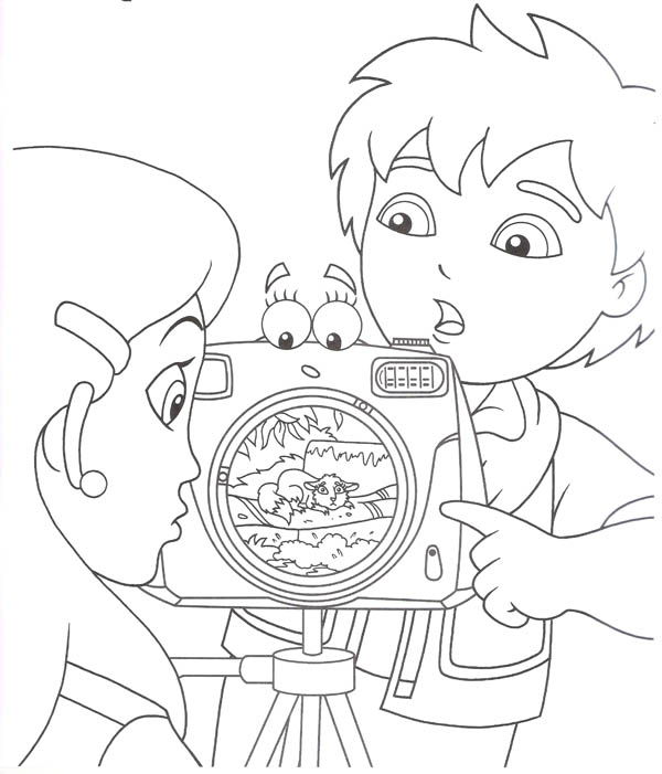 alicia diego coloring pages - photo#8