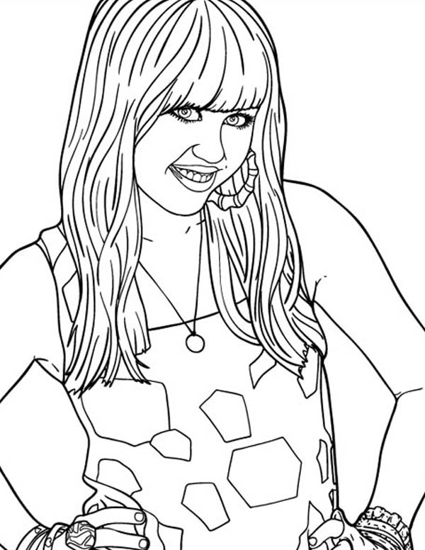 Disney Channel Coloring Coloring Coloring Pages