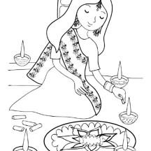 Diwali NetArt