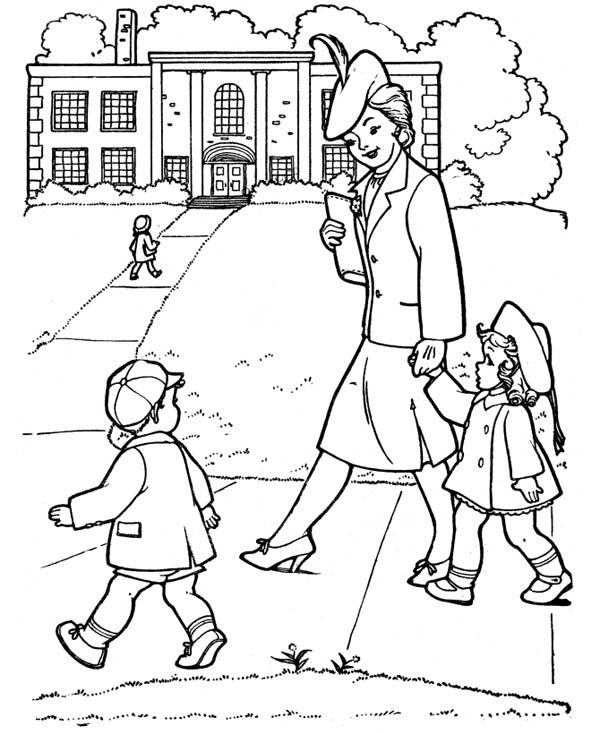 coloring pages for parents - photo#34