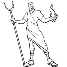 hades symbol coloring pages - photo#8
