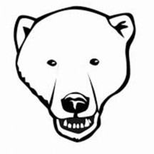 bear head coloring page bear netart