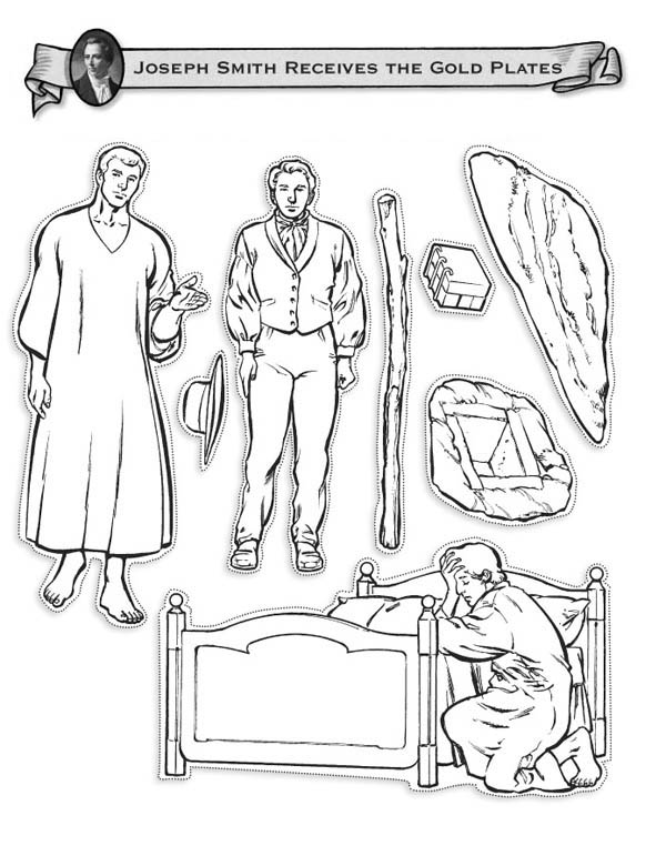 Großartig Joseph Smith Coloring Pages Ideen - Entry Level Resume ...