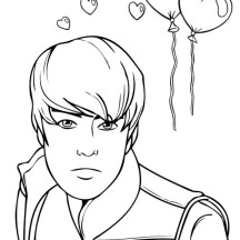 How To Draw Justin Bieber Coloring Page further Continents For Kids Worksheets likewise Printable Outline Of A Highlighter Pen For Preschoolers further Eagle Tattoo Designs together with Justin Bieber. on justin bieber bald