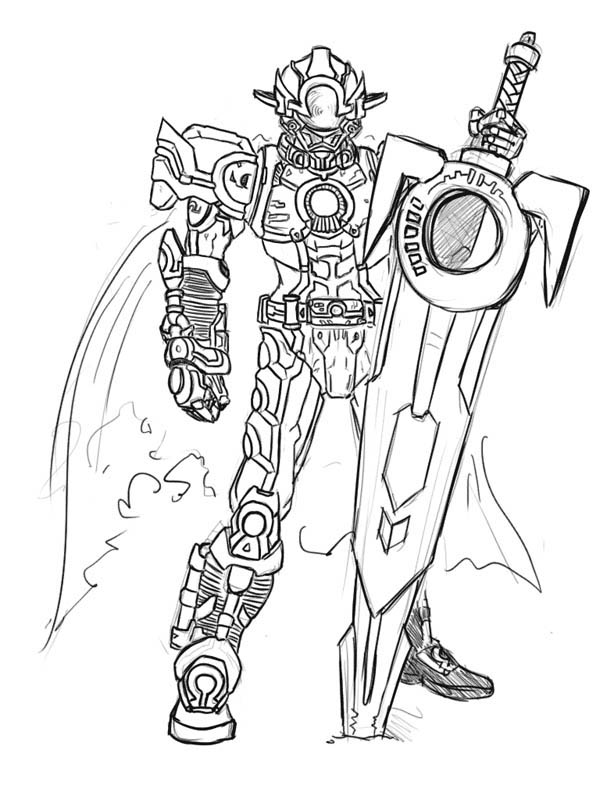 kamen rider coloring pages - photo#19