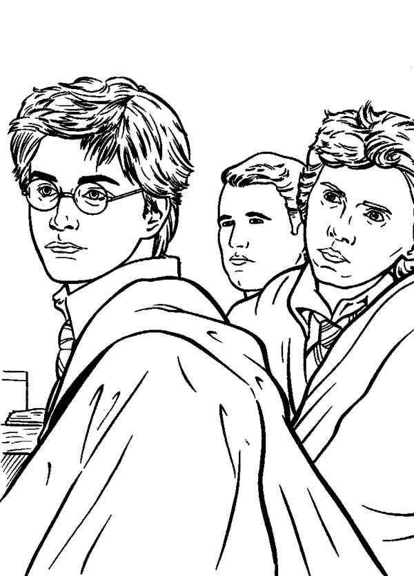 voldemort coloring pages - photo#26