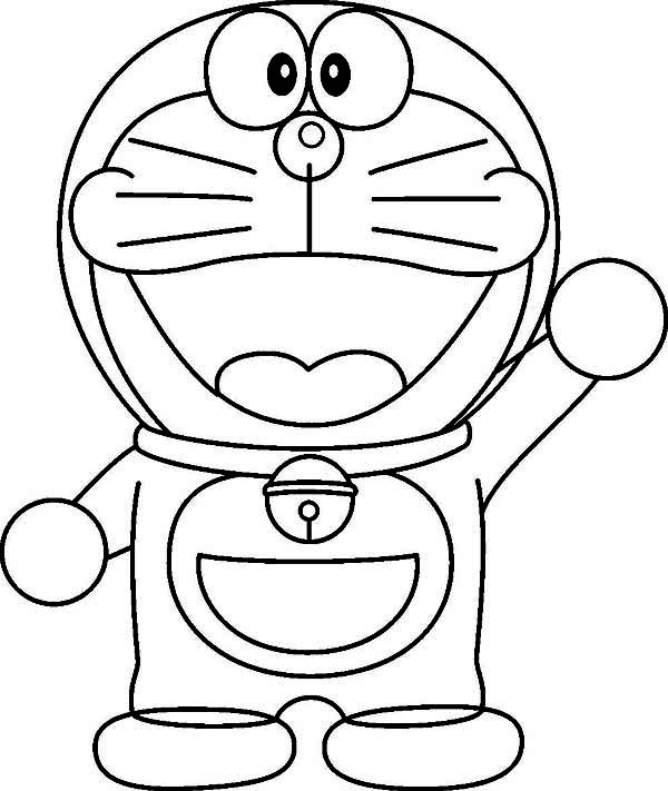 Here Home Doraemon Say Hi To Coloring Pages Cartoon Worldrhcartoonwork168blogspot: Doraemon Coloring Pages Download At Baymontmadison.com