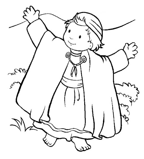 Bible Heroes Coloring Pages Coloring Pages