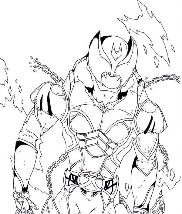 kamen rider coloring pages - photo#33