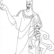 hades symbol coloring pages - photo#11