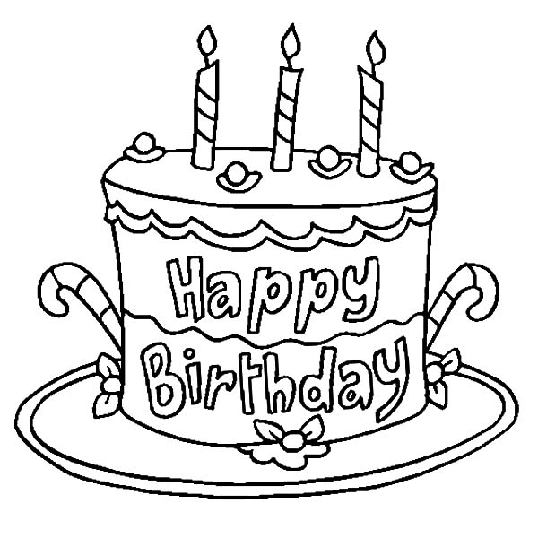 cake pop coloring pages - photo#17