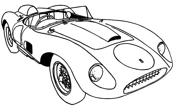Laferrari coloring pages coloring coloring pages for Coloring pages ferrari cars