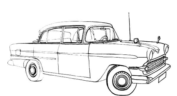 Classic Car Netart