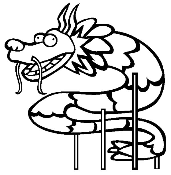 Chinese Dragon | NetArt